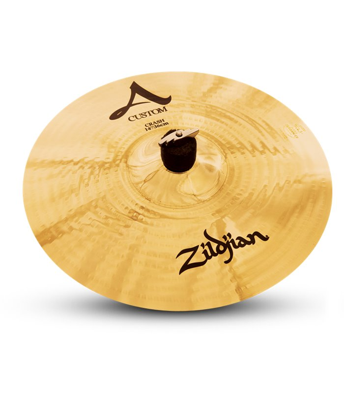 ÈINELA ZILDJIAN A-CUSTOM CRASH 14""