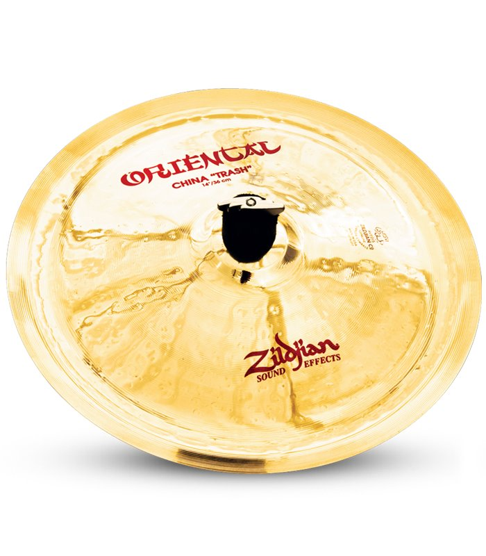 ÈINELA ZILDJIAN ORIENTAL CHINA TRASH 14""