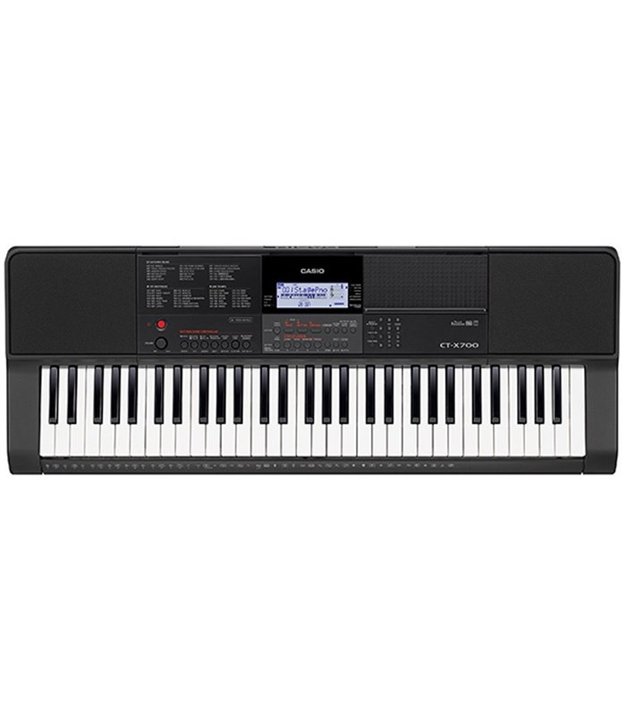 CASIO CT-X700 s adapterom SYNTHESIZER