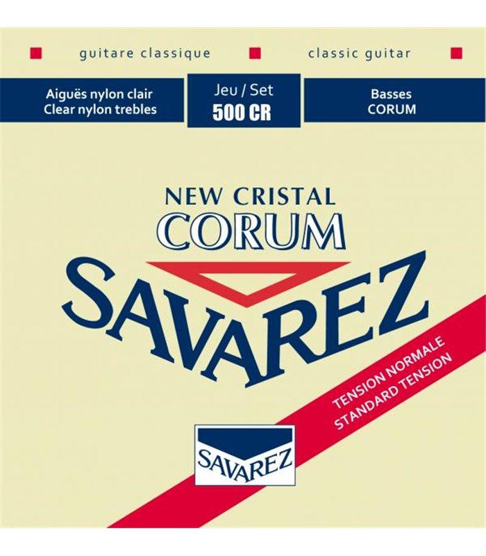 ŽICE SAVAREZ GITARA KLASIČNA 500CR New Cristal