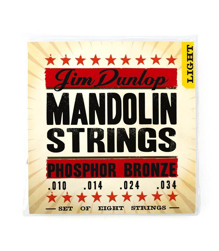 DUNLOP MANDOLINA MANDO-PHB 10-34 ŽICE