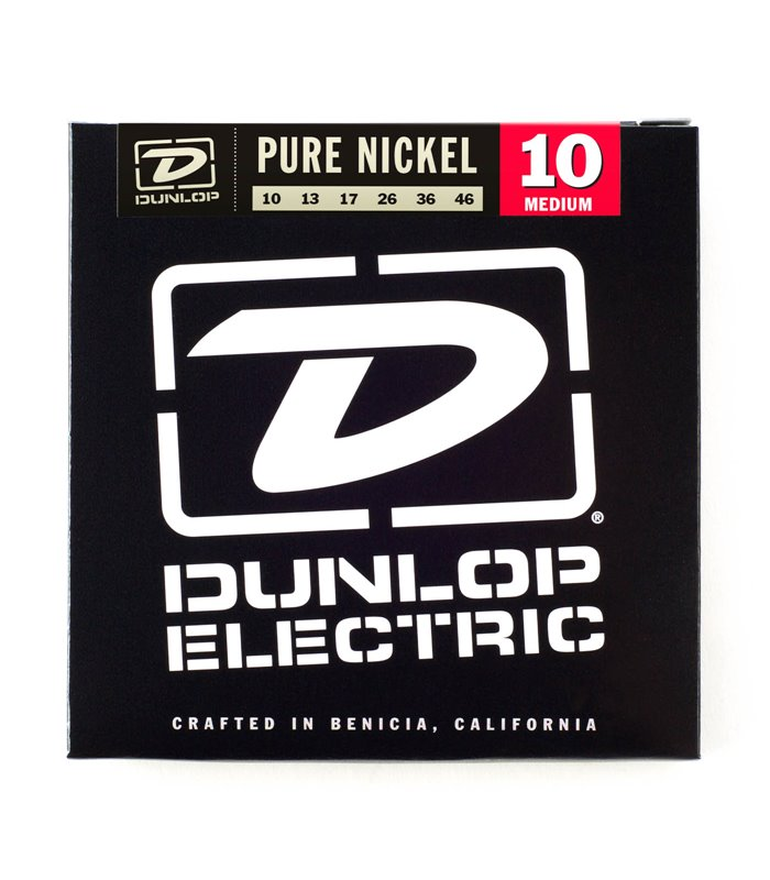 ®ICE DUNLOP EL-DEK0942 PURE NICKEL 9-42