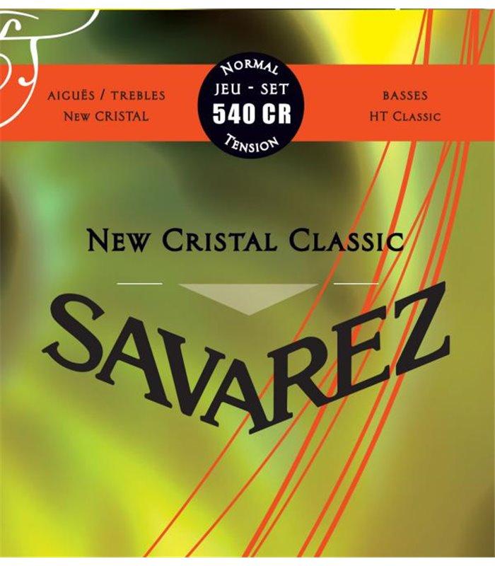 ŽICE SAVAREZ GITARA KLASIČNA 540CR New Cristal