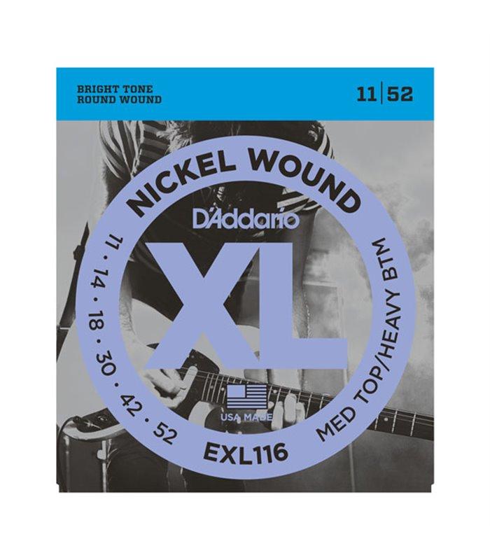 ŽICE DADDARIO ELEKTRIKA EXL116 11-52