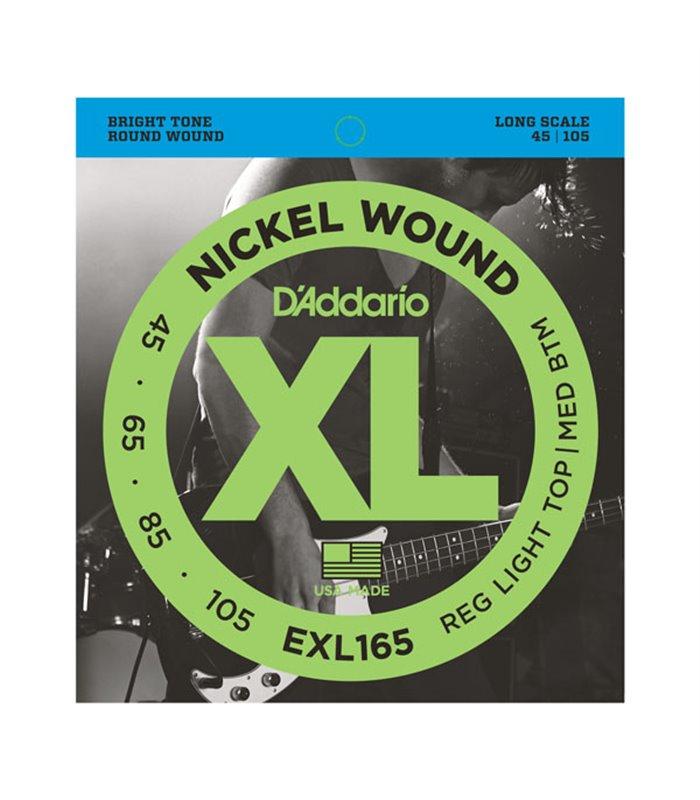 ®ICE DADDARIO BASS EXL165 45-105