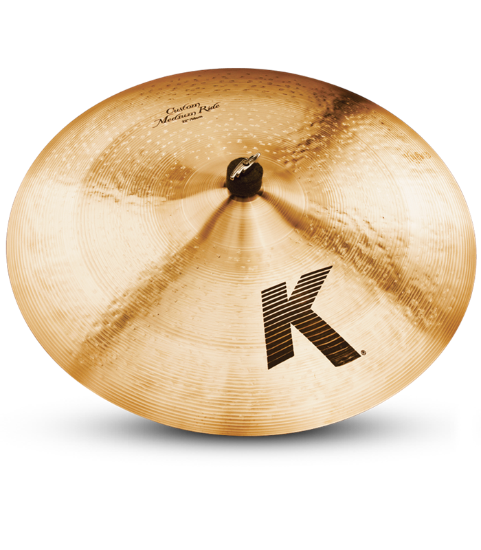 ÈINELA ZILDJIAN K-CUSTOM MEDIUM RIDE 22""