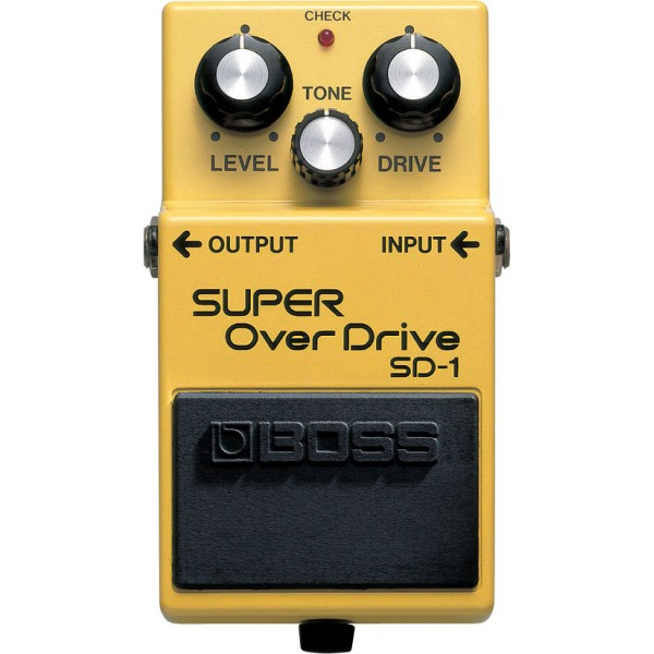 PEDALA EFEKT BOSS SD-1 Super Overdrive