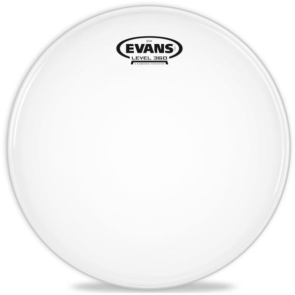"EVANS B14G14 14"" COATED PLASTIKA"