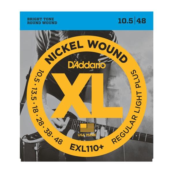 ®ICE DADDARIO ELEKTRIKA EXL110+ 10.5-48