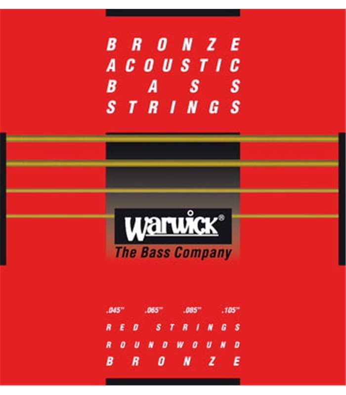 ®ICE WARWICK BAS RED 4 ¾ièani MS45/105 Akustièni bass