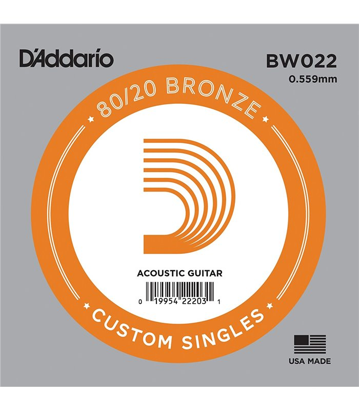 DADDARIO BW022 Bronze ŽICA
