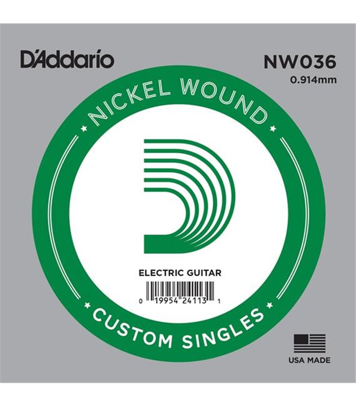 DADDARIO NW036 Nickel Wound ŽICA