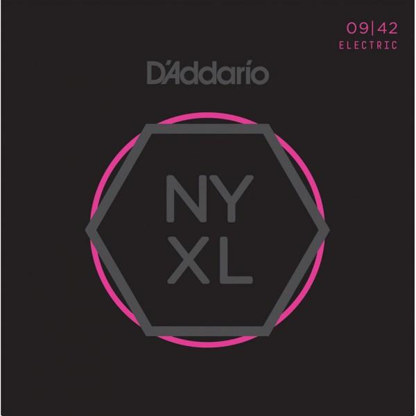 ŽICE DADDARIO ELEKTRIKA NYXL0942