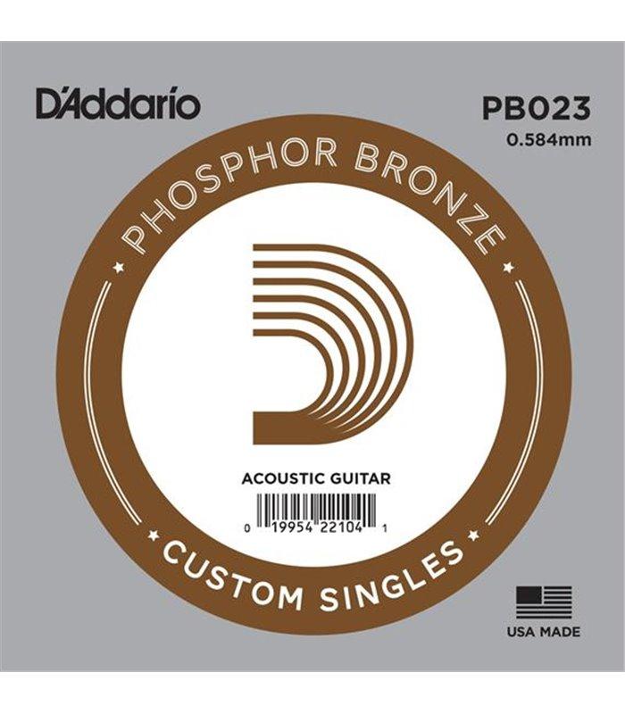 DADDARIO PB023 Phosphor Bronze ŽICA