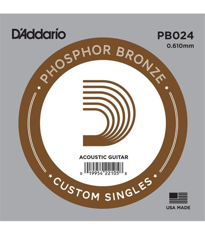 ®ICA DADDARIO PB023 Phosphor Bronze