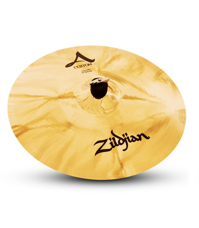 ÈINELA ZILDJIAN A-CUSTOM CRASH 17""