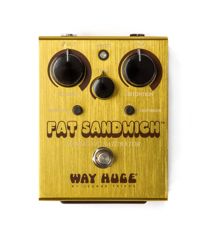 PEDALA EFEKT WAY HUGE WHE301 FAT SANDWITCH DISTORTION