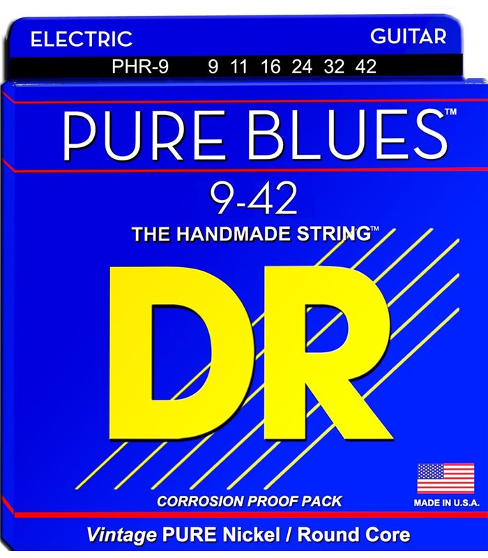 DR PHR-9 09-42 Pure-Blues ŽICE