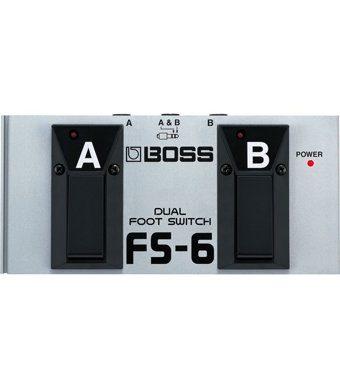 FOOTSWITCH BOSS FS-6 Dual Foot Switch