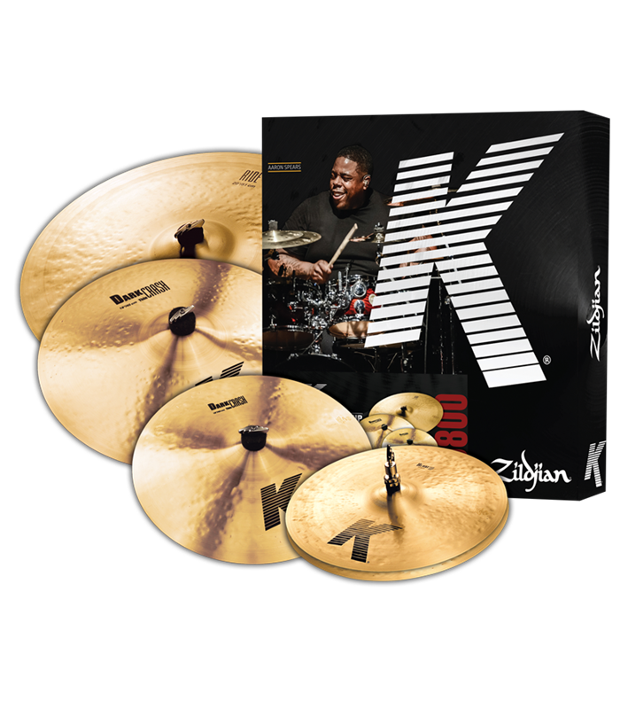 ČINELE ZILDJIAN K BOX SET