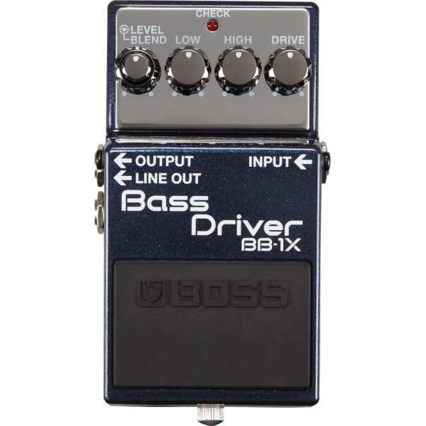 BOSS BB-1X Bass Driver PEDALA EFEKT