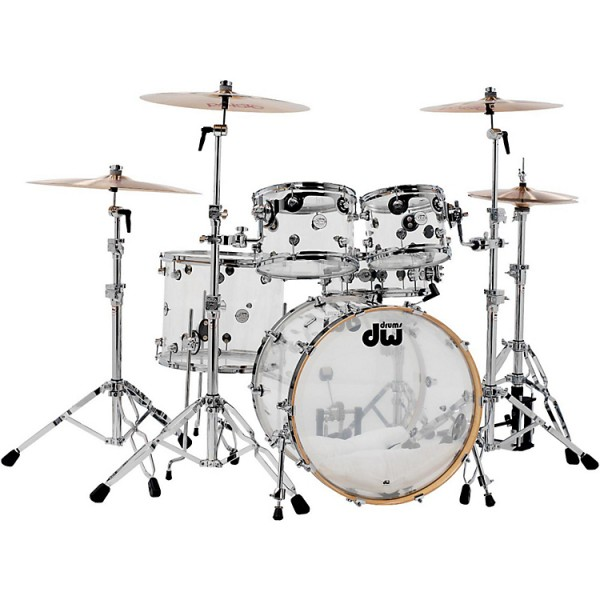 BUBANJ DW DESIGN ACRYLIC SHELL SET CR HW
