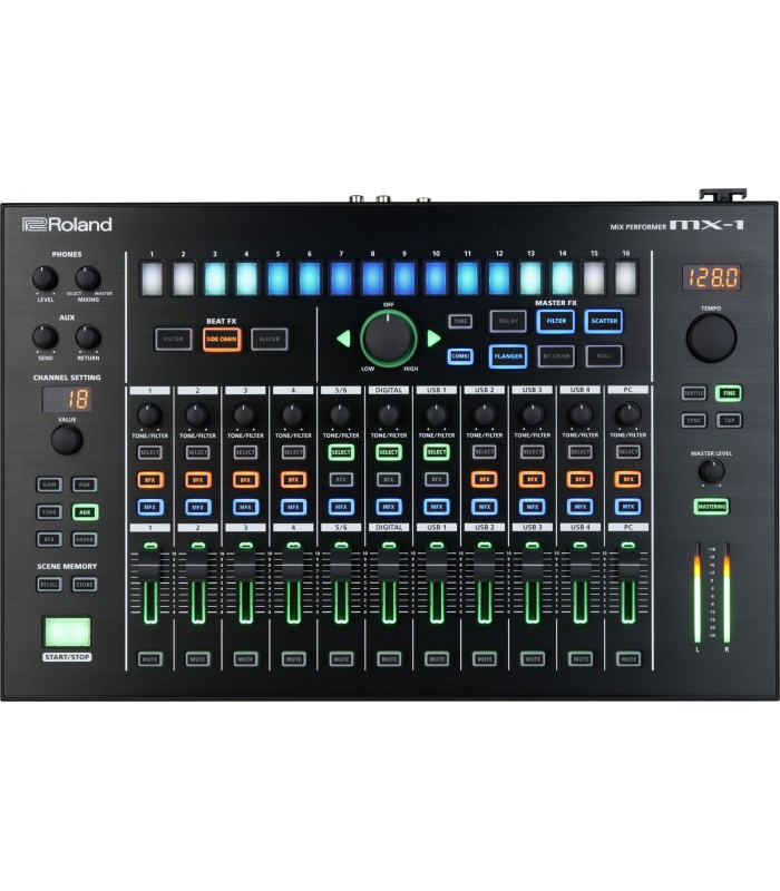 MIKSER ROLAND MX-1 MIX PERFORMANCE AIRA