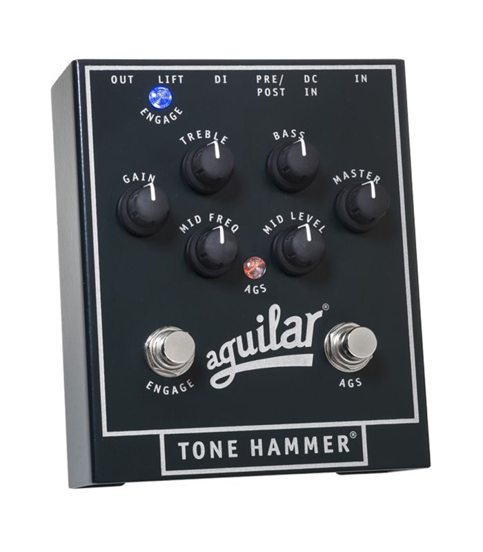 PEDALA EFEKT AGUILAR Tone Hammer - Preamp/Direct Box