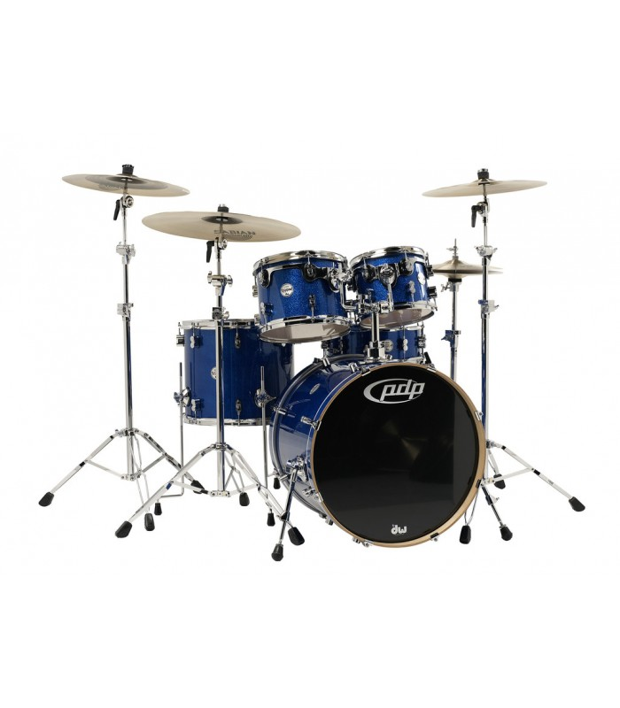 BUBANJ PDP CONCEPT MAPLE BLUE SPARKLE (22,10,12,16,14)+HW