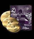 "ČINELE ZILDJIAN PLANET Z Z4 PACK (20"",16"",HH14"") 2015"