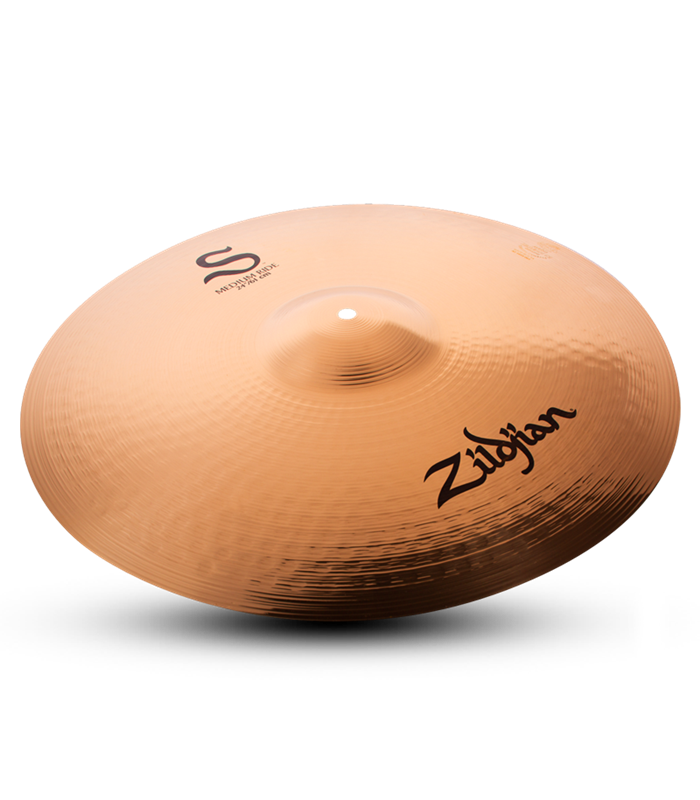 ČINELA ZILDJIAN S MEDIUM RIDE 24""