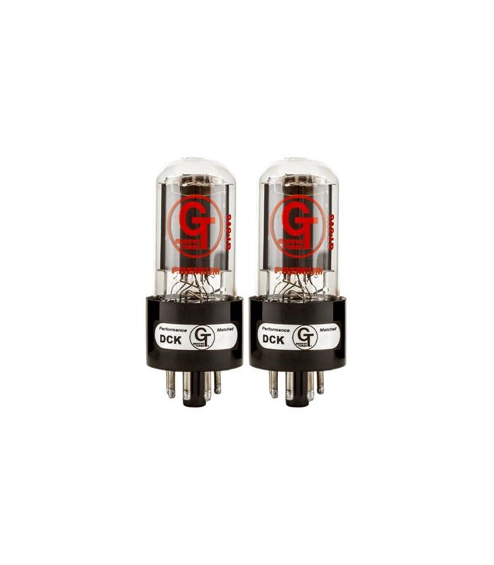 LAMPE GROOVE TUBES 6V6-S LOW uparene