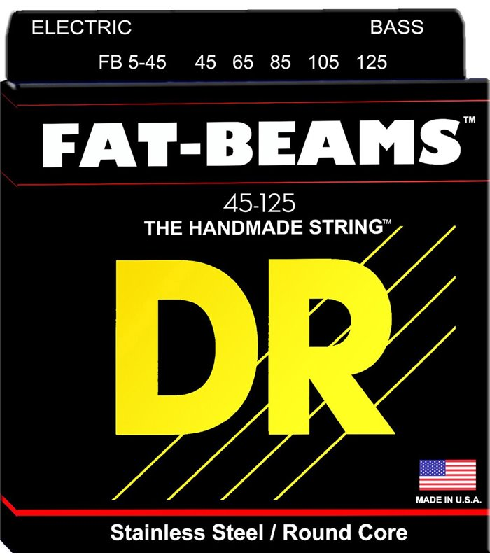 ŽICE DR FB5-45 45-125 5string Fat Beam