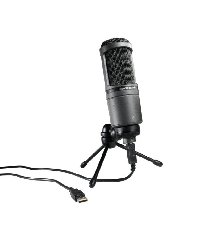 AUDIO-TECHNICA AT2020USB+ MIKROFON