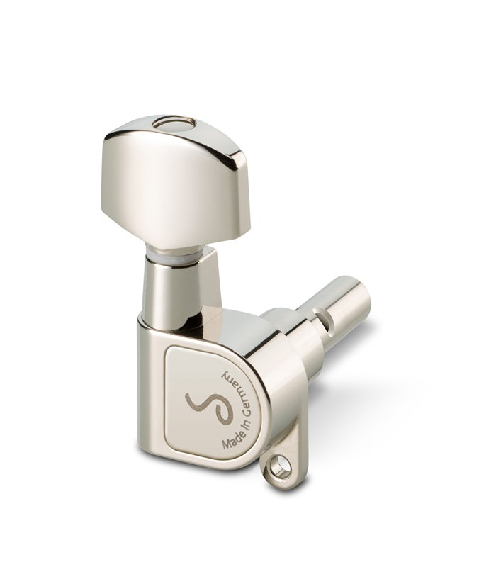 NAVIJAČI SCHALLER M6 Bracket 135 3+3 Nickel