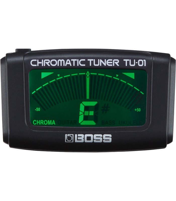 BOSS TU-01 Clip-On Chromatic ŠTIMER