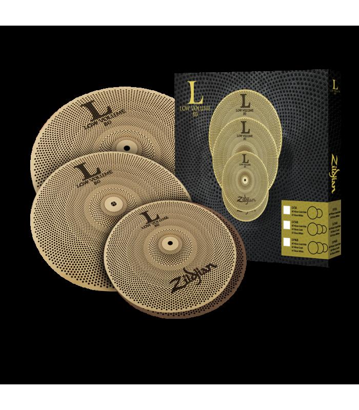 ČINELE ZILDJIAN L80 LOW VOLUME BOX SET (HH14,16,18)