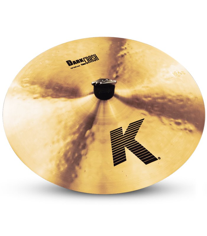 ÈINELA ZILDJIAN K DARK THIN CRASH 16""