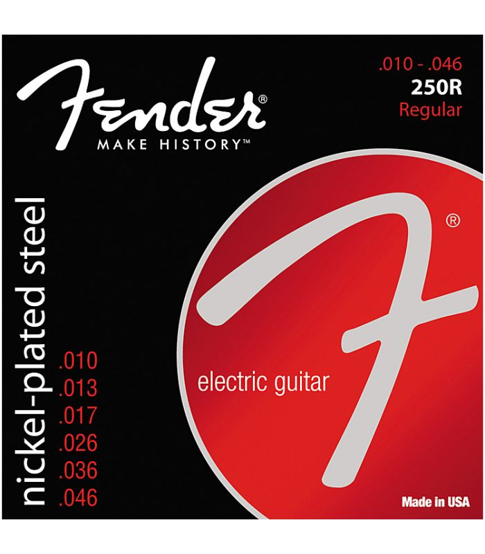 ŽICE FENDER ELEKTRIKA 250R NPS BALL END 10-46