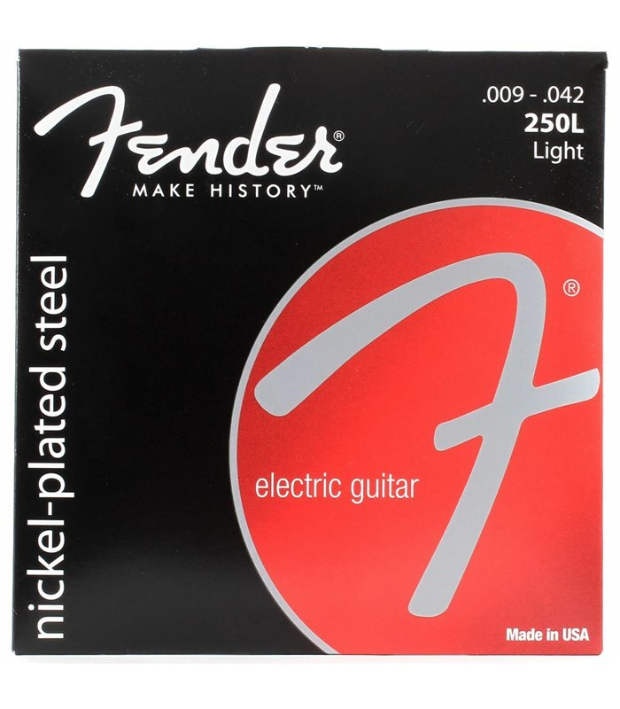 FENDER ELEKTRIKA 250L NPS BALL END 9-42 ŽICE