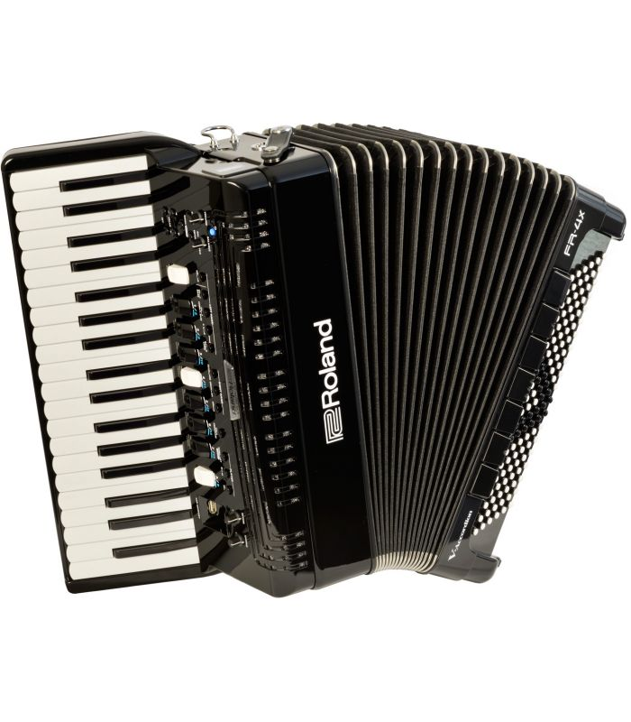 HARMONIKA ROLAND FR-4X BK V-Accordion
