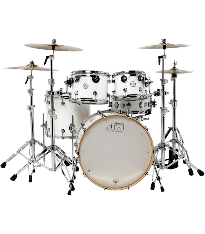 BUBANJ DW PERFORMANCE GLOSS WHITE (22,10,12,14) SHELL SET
