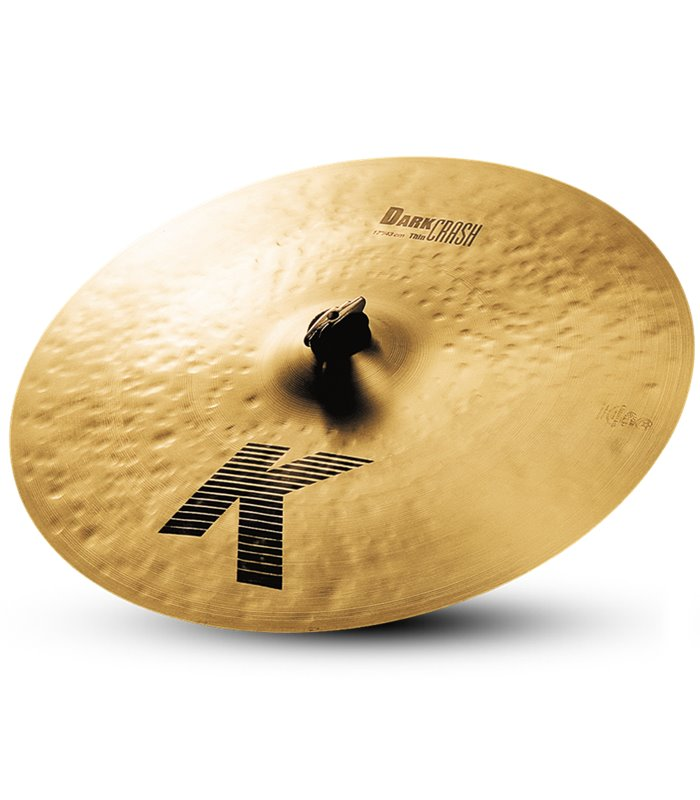 ÈINELA ZILDJIAN K DARK THIN CRASH 17""