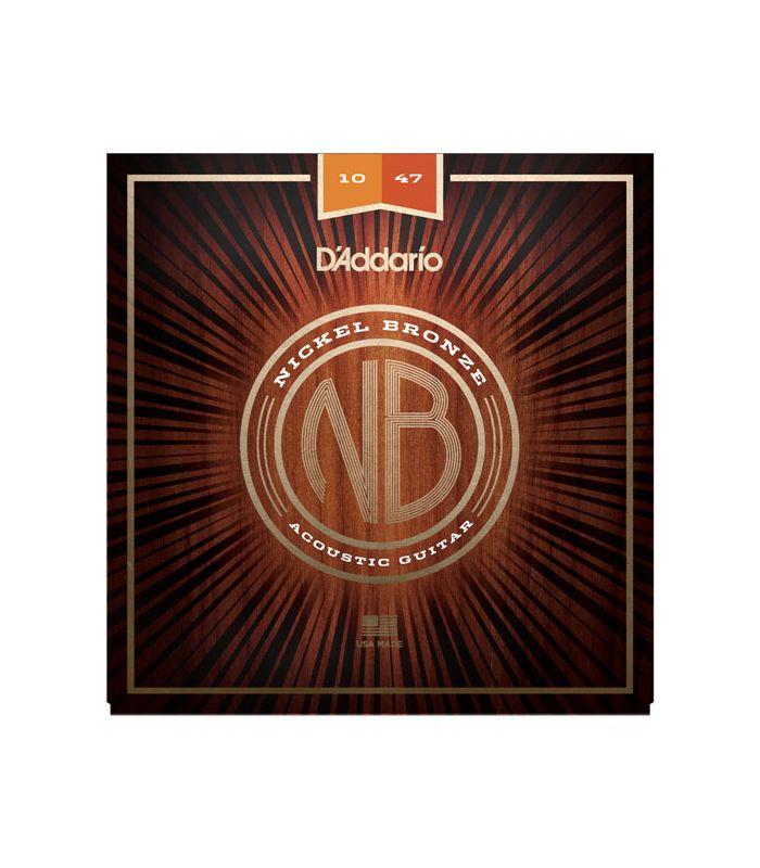 ŽICE DADDARIO AKUSTIKA NB1047 nickel bronze 10-47