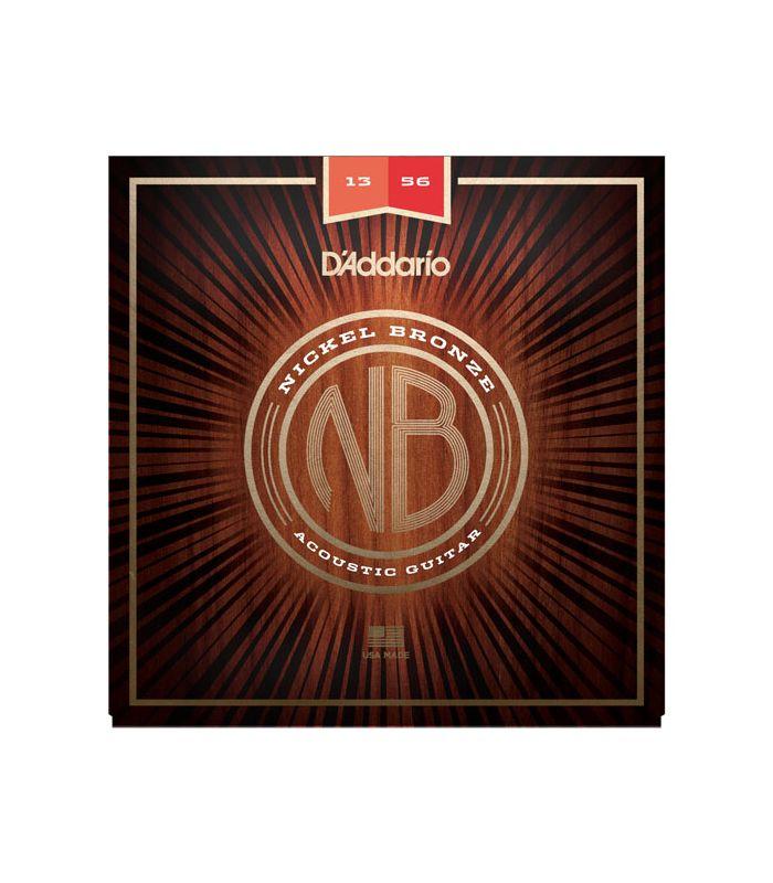 ŽICE DADDARIO AKUSTIKA NB1356 nickel bronze 13-56