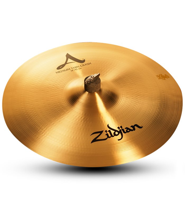 ČINELA ZILDJIAN A CRASH MEDIUM THIN 18""
