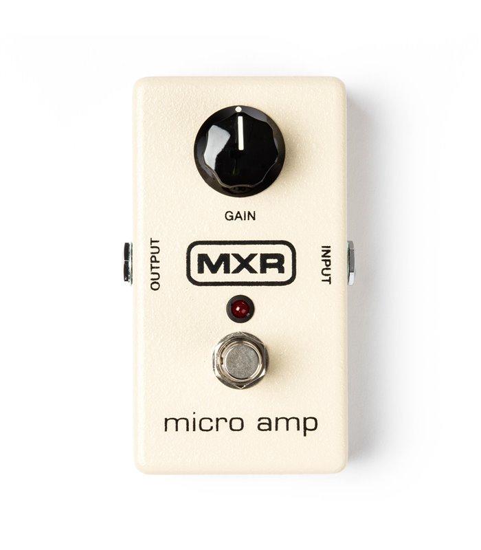 PEDALA  EFEKT MXR M133 MICRO AMP