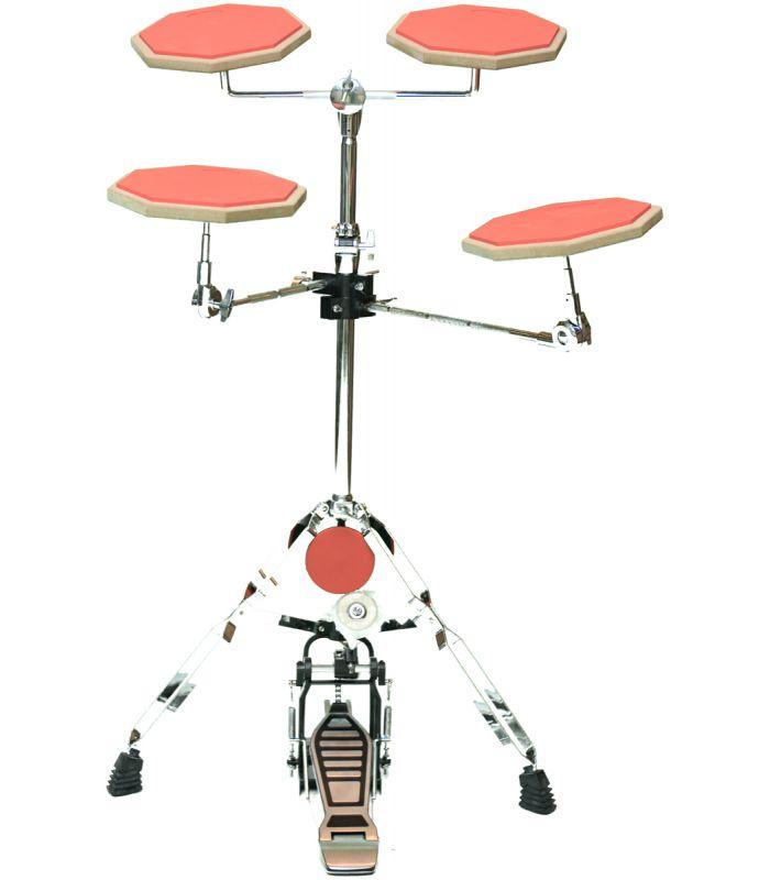 PAD VJEŽBOVNI ROCKERS JBPD15 5 elemenata+pedala+stalak