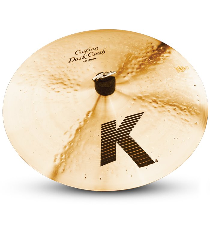ÈINELA ZILDJIAN K-CUSTOM DARK CRASH 16""