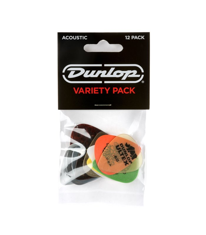 TRZALICE JIM DUNLOP PVP112 VARIETY PACK ACOUSTIC